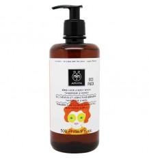 Apivita Kids Shampoo Hair Body 500 ml
