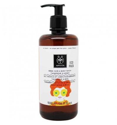 Apivita Kinder-Shampoo dem Haar Volumen 500 ml