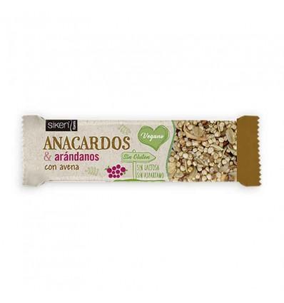 Siken Form Barrita Anacardos Arandanos 36g