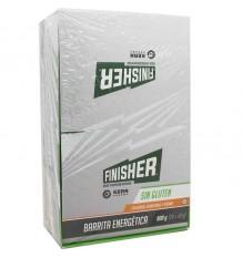 Finisher Barrita Energetica Quinoa Albaricoque Platano 20 Unidades