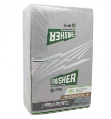 Finisher Protein Bar with Milk Chocolate 20 Units