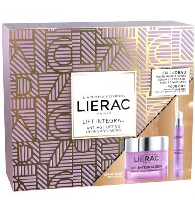 Lierac Lift Integral Crema Piel Seca 50 ml Contono 15 ml Cofre