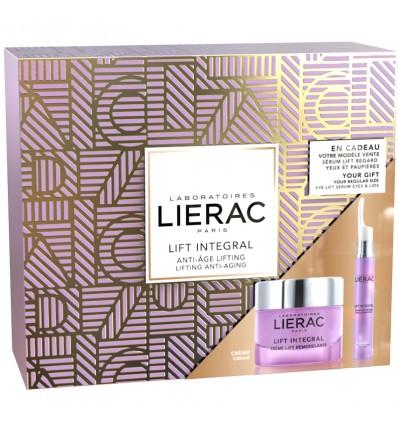 Lierac Lift Integral Crema 50 ml Contorno 15 ml Cofre