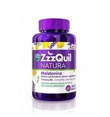 Zzzquil Natura Melatonin 60 Gummy