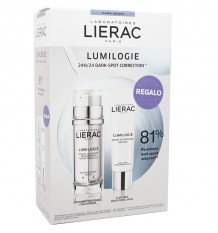 Lierac Lumilogie Doble Concentrado Despigmentante 30ml Mascarilla Regalo