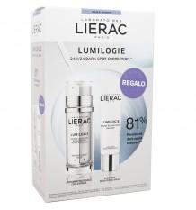 Lierac Lumilogie Doppelt Konzentriert Despigmentante 30ml Maske Geschenk