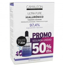 Camaleon Ultra Pur acide hyaluronique Duplo Économie de 30 ml