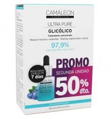 Camaleon Ultra Pure Glicolico Duplo Speichern 30ml