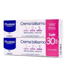 Mustela Bébé Crème Balsamo Duplo 200 ml