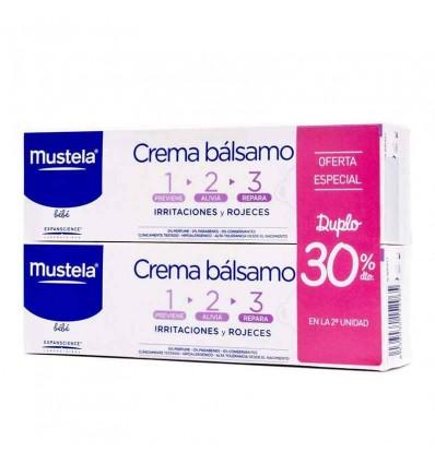 Mustela Bebe Crema Balsamo Duplo 200 ml