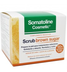 Somatoline Exfoliating Scrub Brown Sugar 350 G