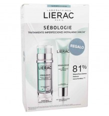 Lierac Sebologie Doble Concentrado 30ml Gel Seboregulador 40ml
