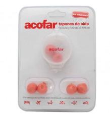 Plugs ear wax acofar