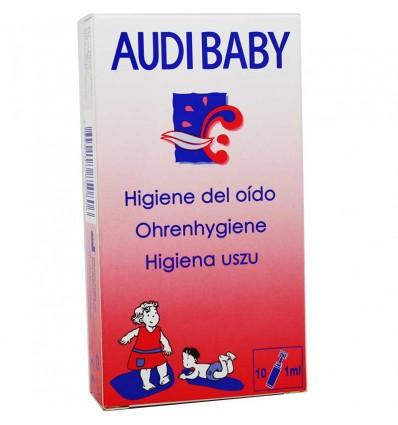 Audibaby 10 Monodosis 1 ml