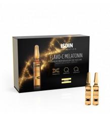 Isdinceutics Yellow C Melatonin 30 Ampoules