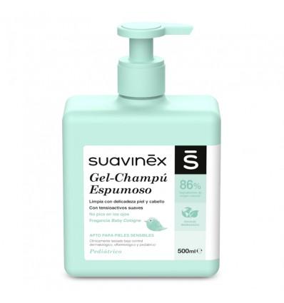Suavinex Gel Shampoo Foamy 500 ml