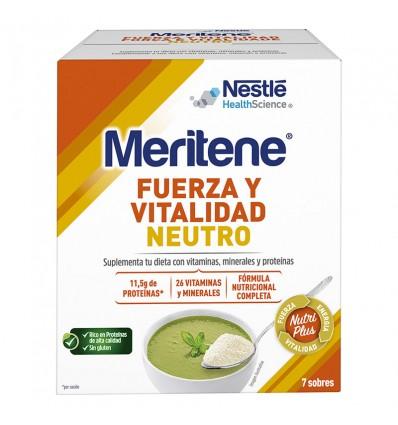 Meritène Neutre 7 Sachets