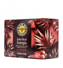 Black Bee Geléia Real Energia Guarana 20 Ampolas