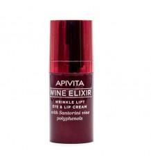 Apivita Wine Elixir Contorno Ojos Labios 15 ml