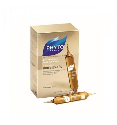 Phyto Tratamiento Intensivo Hidratante 5 Ampollas