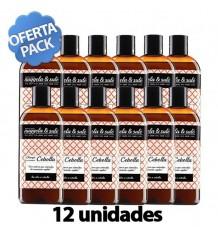 Nuggela Sule Pack Shampooing À L'Oignon 12 Unités