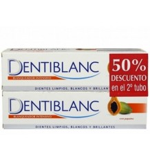 Dentiblanc Bleach Intensiv-Pack Duplo Einsparungen