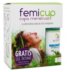 Femicup Menstrual Cup Size S