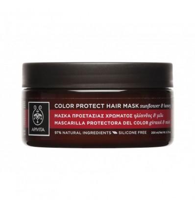 Apivita Mascarilla Protectora Color 200 ml