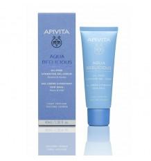 Apivita Aqua Beelicious Crema Gel Oil Free 40 ml