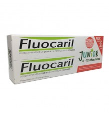 Fluocaril Junior Red Fruits Duplo 150ml