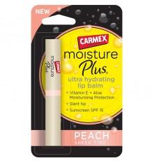 Carmex Moisture Plus peach 2 gramas
