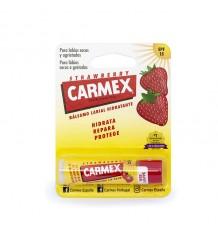 Carmex Clickstick Fresa 4.25 gramos