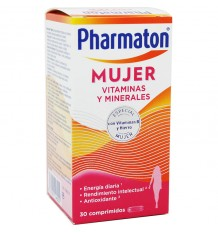 Pharmaton Les Femmes De 30 Comprimés