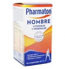 Pharmaton Homme De 30 Comprimés
