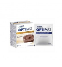 Optifast Custard Chocolate 8 envelopes