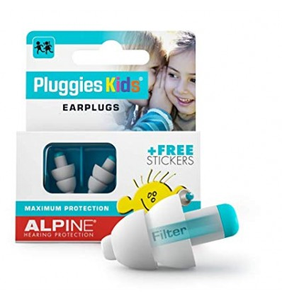 Alpine Pluggies kids Tampões de Ouvido