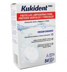 Kukident Pro Pastilhas De Limpeza 54 Unidades