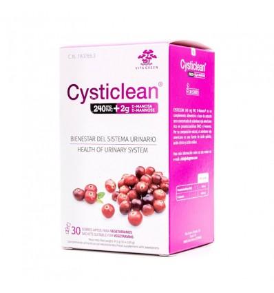 Cysticlean D Manosa 30 Sobres