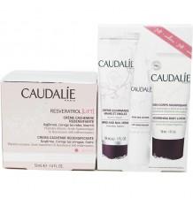 Caudalie Resveratrol Lift Crema Cachemir Redensificante 50 ml Kit Invierno