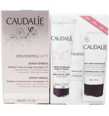 Caudalie Resveratrol Serum Firmeza 30 ml kit invierno