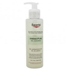 Eucerin Dermopure nettoyant Visage Gel 200 ml