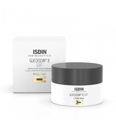 Glicoisdin 8 Crema Facial Antiedad 50 ml Isdinceutics
