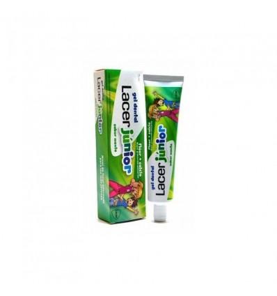 Lacer Junior Gel Mint 75 ml