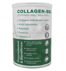 Collagen Bel 500 gramos Fresa Nutribel