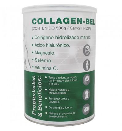 Collagen Bel 500 gramos Fresa Nutribel oferta