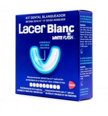 Lacer Blanc Flash Kit Pour Blanchir Les Dents