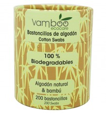 Vamboo Swabs Ears 200 units