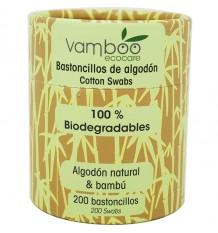 Vamboo Tampons d'Oreilles 200 unités
