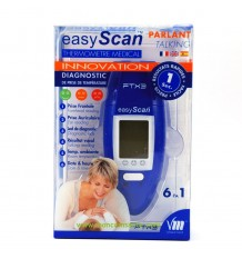 Visiomed Easy Scan-Ft3-Thermometer Infrarot-Kontakt
