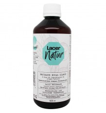 Lacer Natur enxaguar Dental 500 ml origem Natural